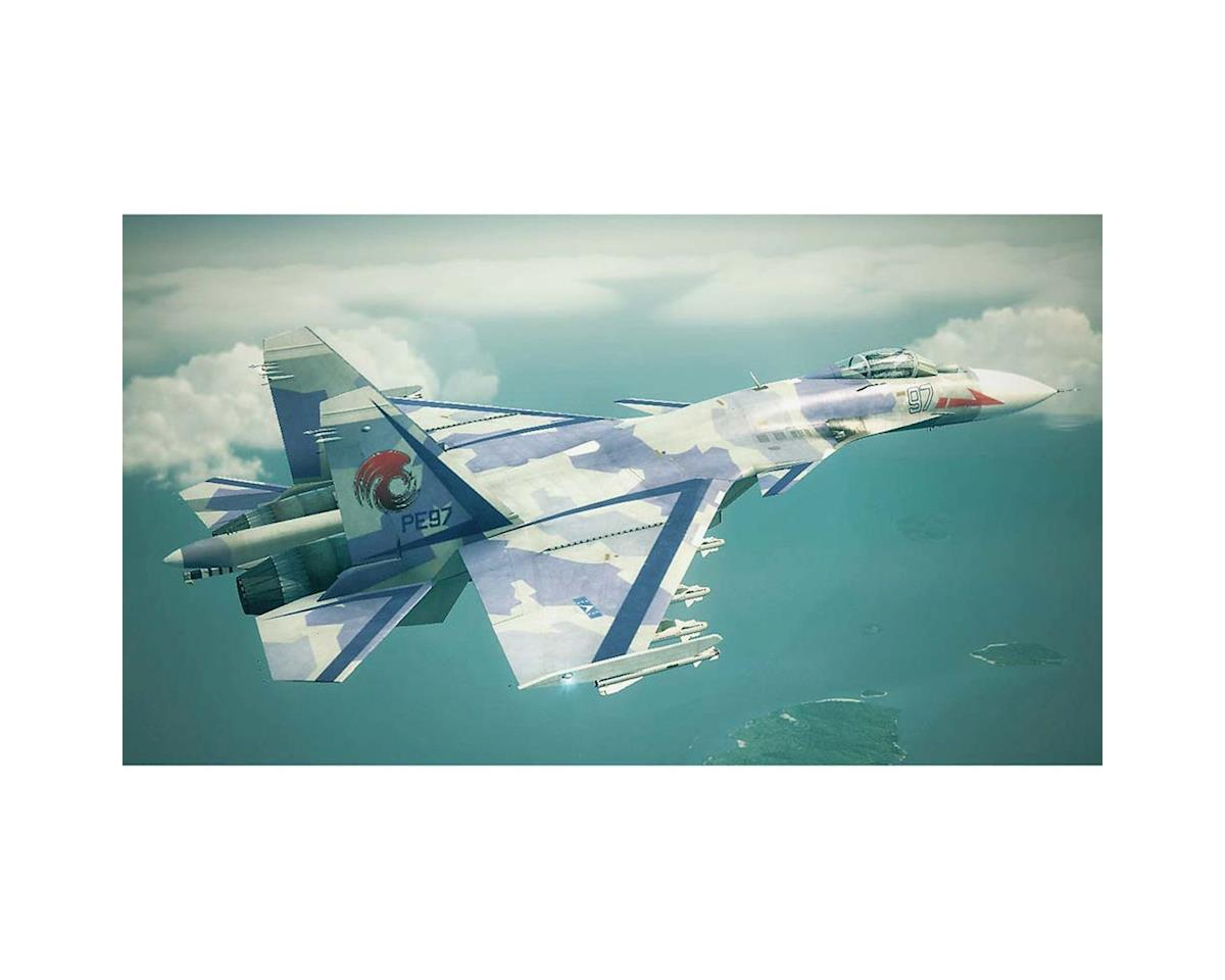 52132 1/72 Su-33 Flanker D - Ace Combat Scarface by Hasegawa