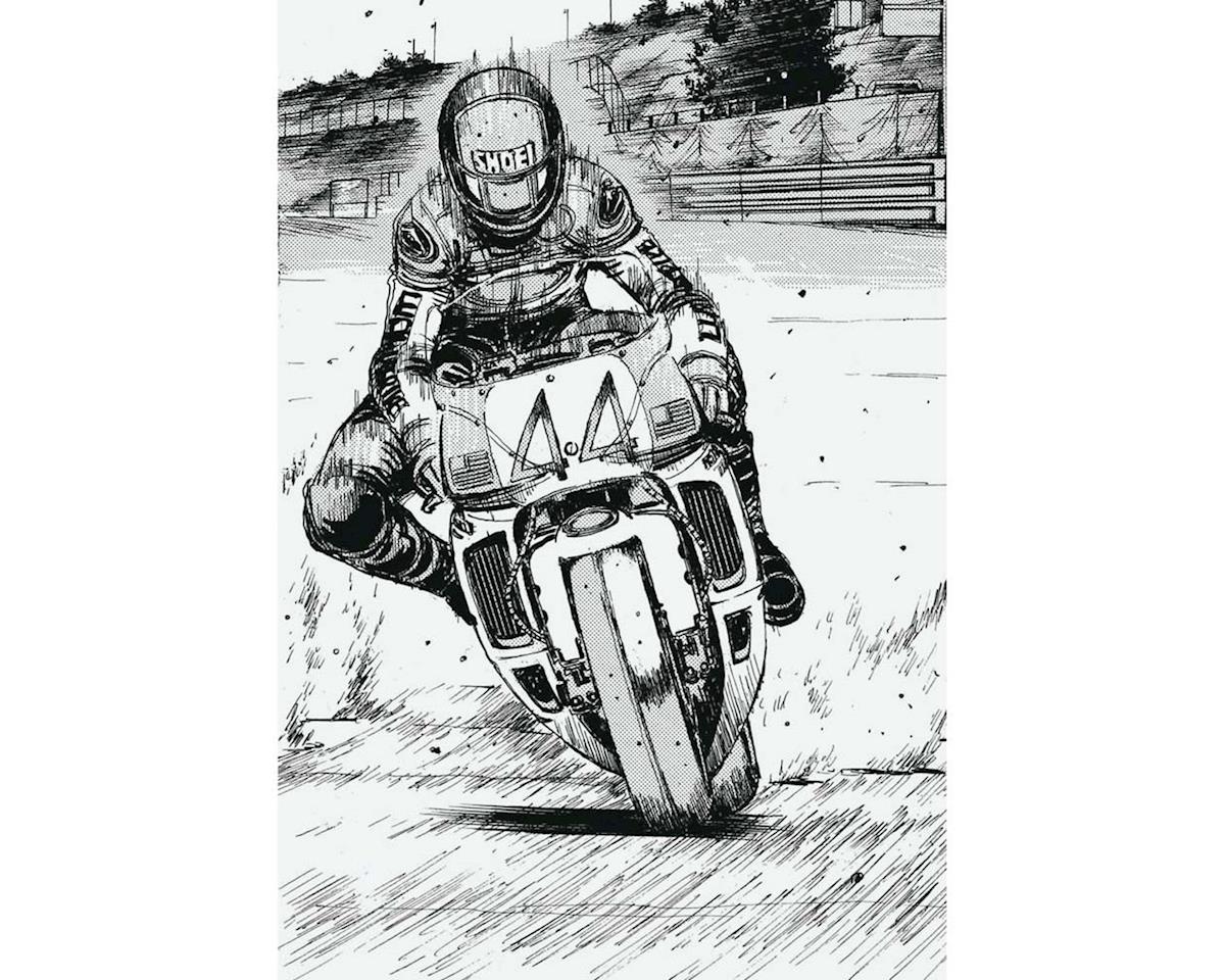 Hasegawa 1/12 Baribari Legend Yamaha YZR500 Ralph Anderson