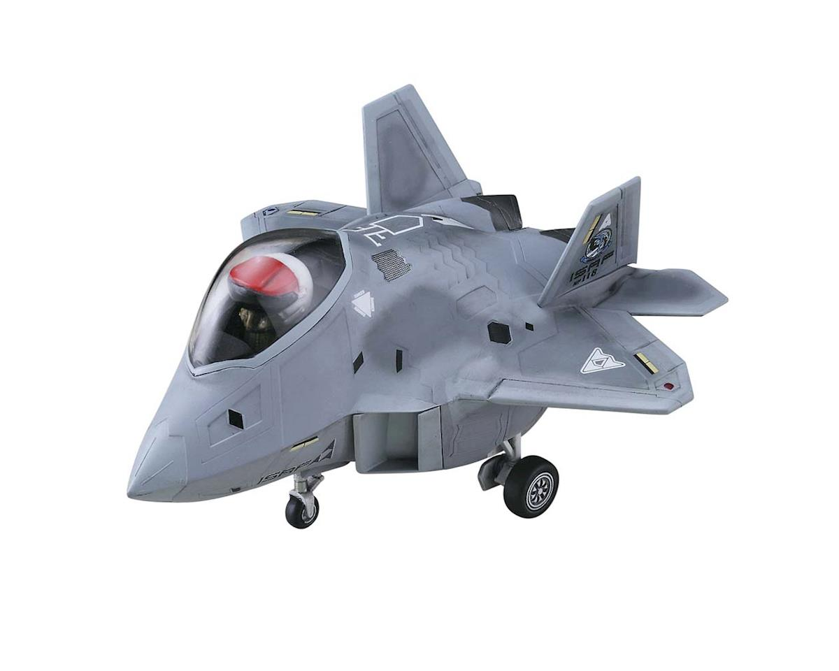 52150 Egg Plane F-22 Raptor Ace Combat Mobius 1 by Hasegawa