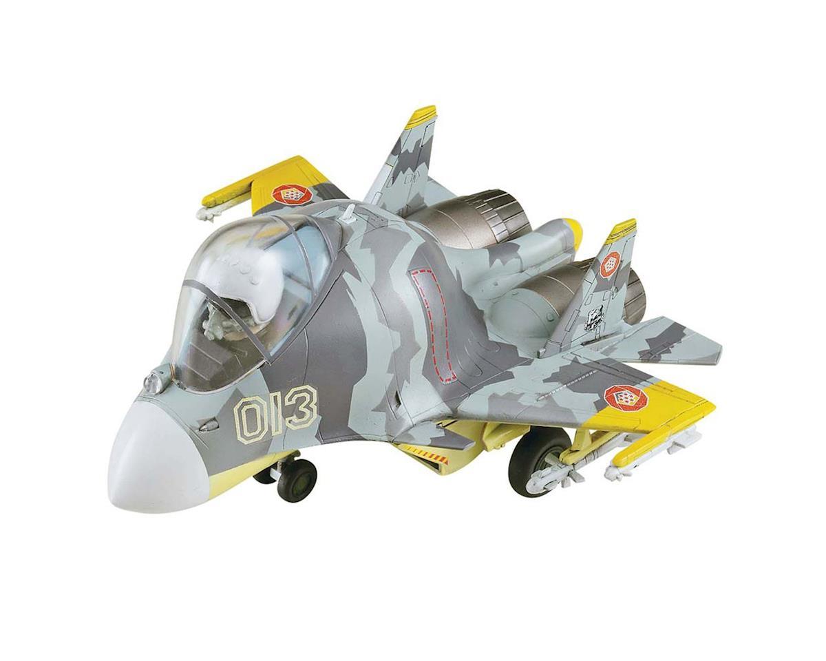 Hasegawa Egg Plane SU-33 Flanker D Ace Combat Yellow 13