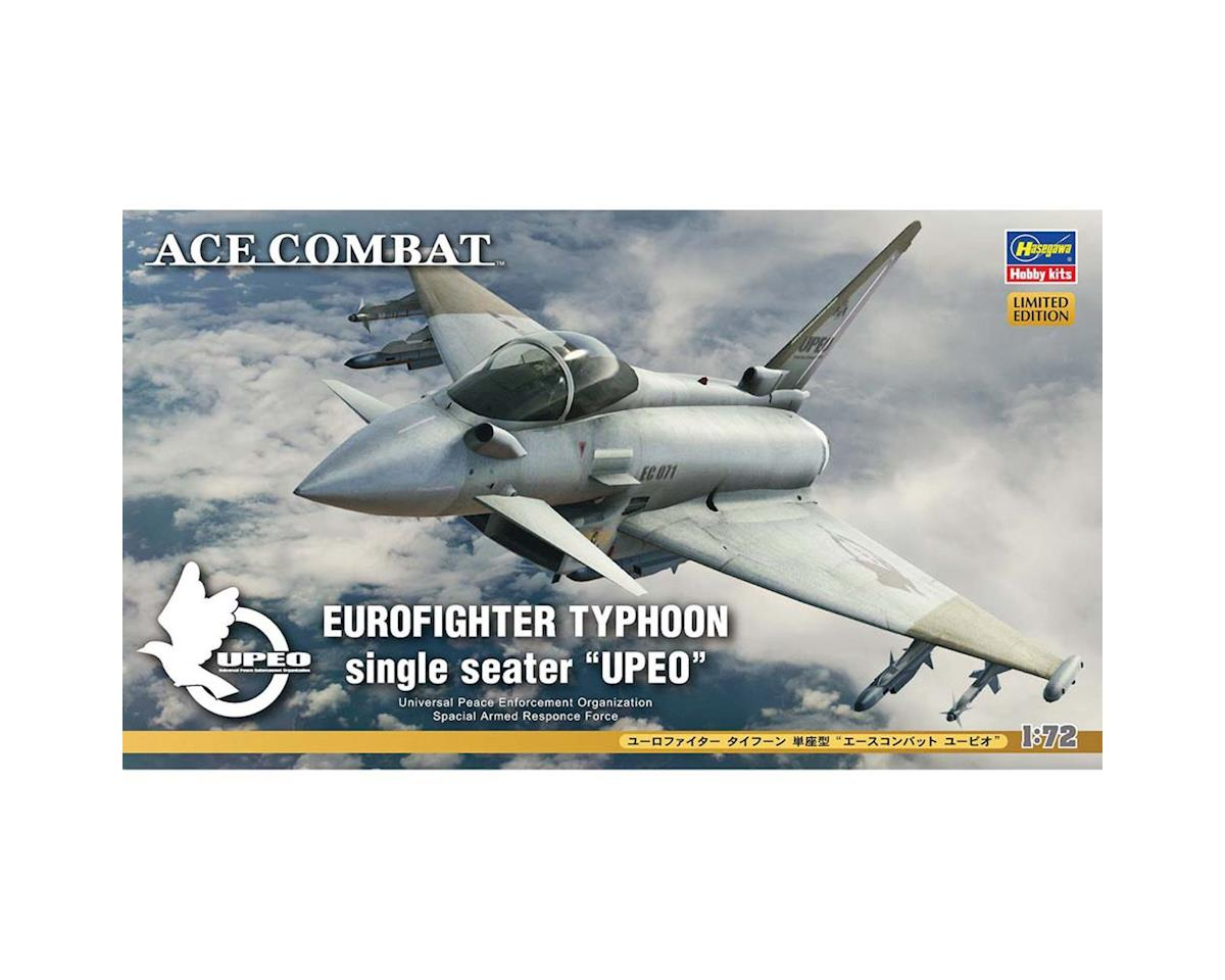 Hasegawa 1/72 Eurofighter Typhoon Sng Seat Ace Combat UPEO