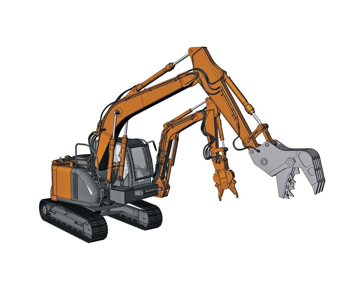 Hasegawa 52161 1/35 Hitachi Double Arm Machine Crusher/Cutter