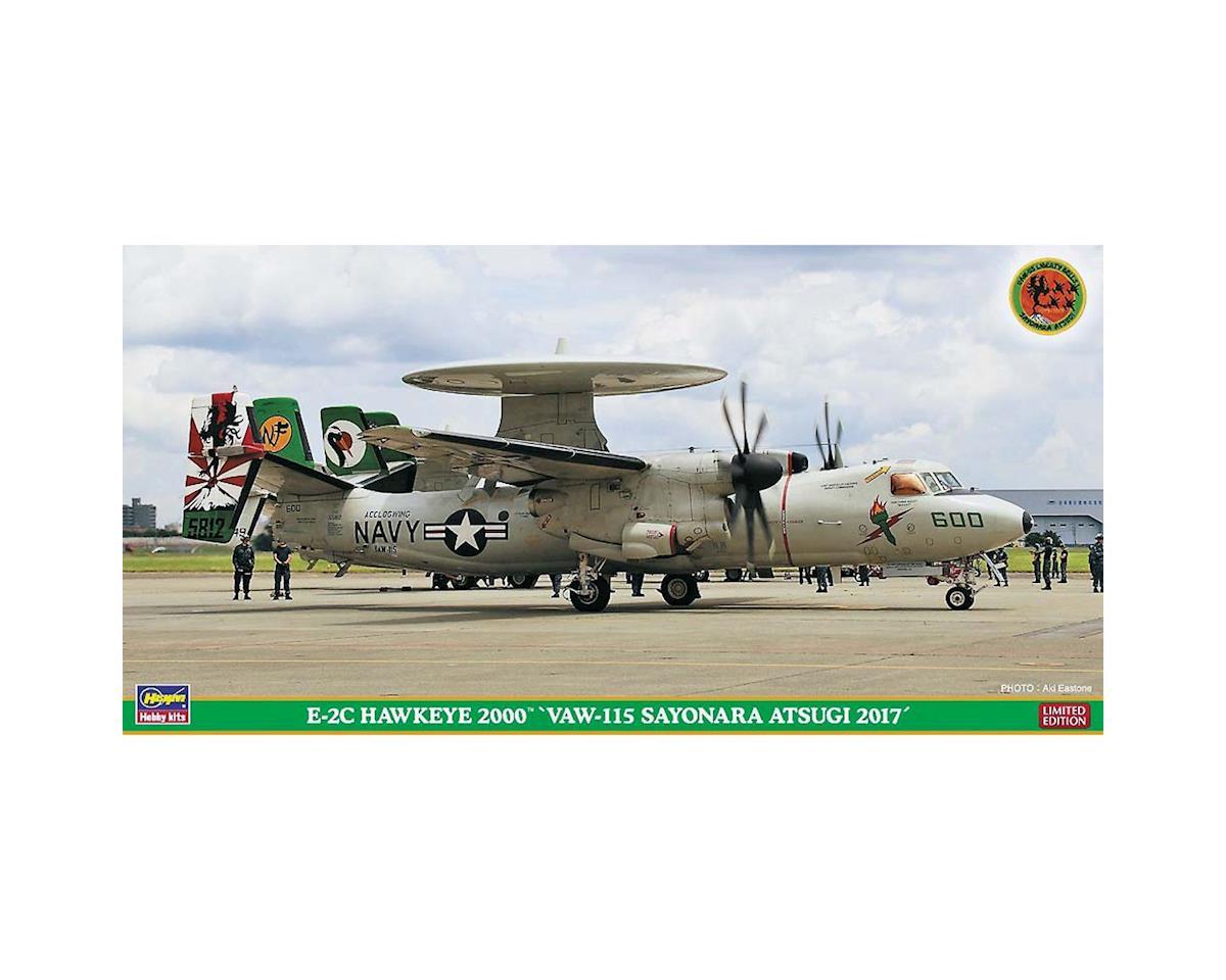 Hasegawa 1/72 E-2C Hawkeye 2000 VAW-115 Sayonara