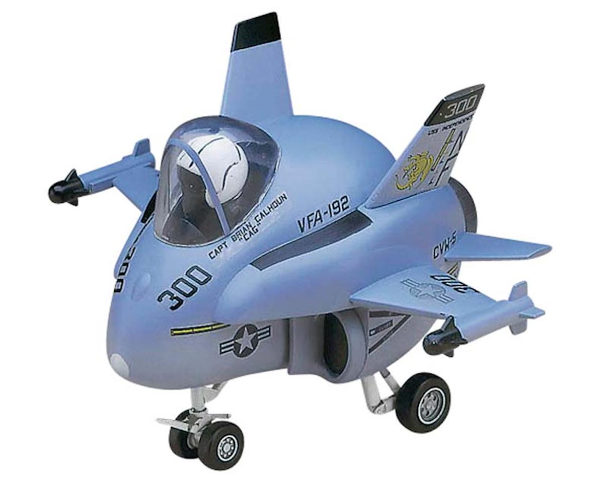 60104 Egg Plane F/A-18 Hornet by Hasegawa