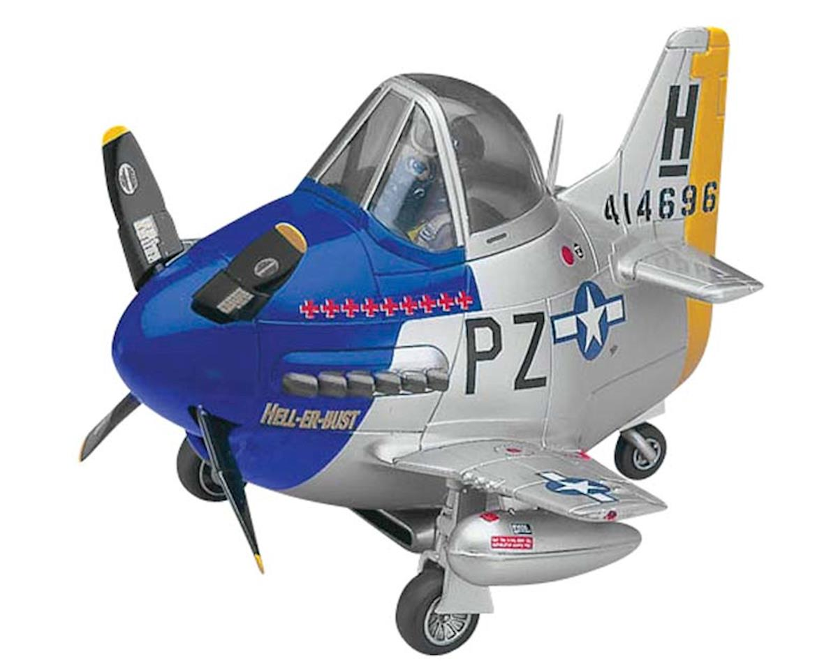 60117 Egg Plane P-51 Mustang Limited Edition by Hasegawa