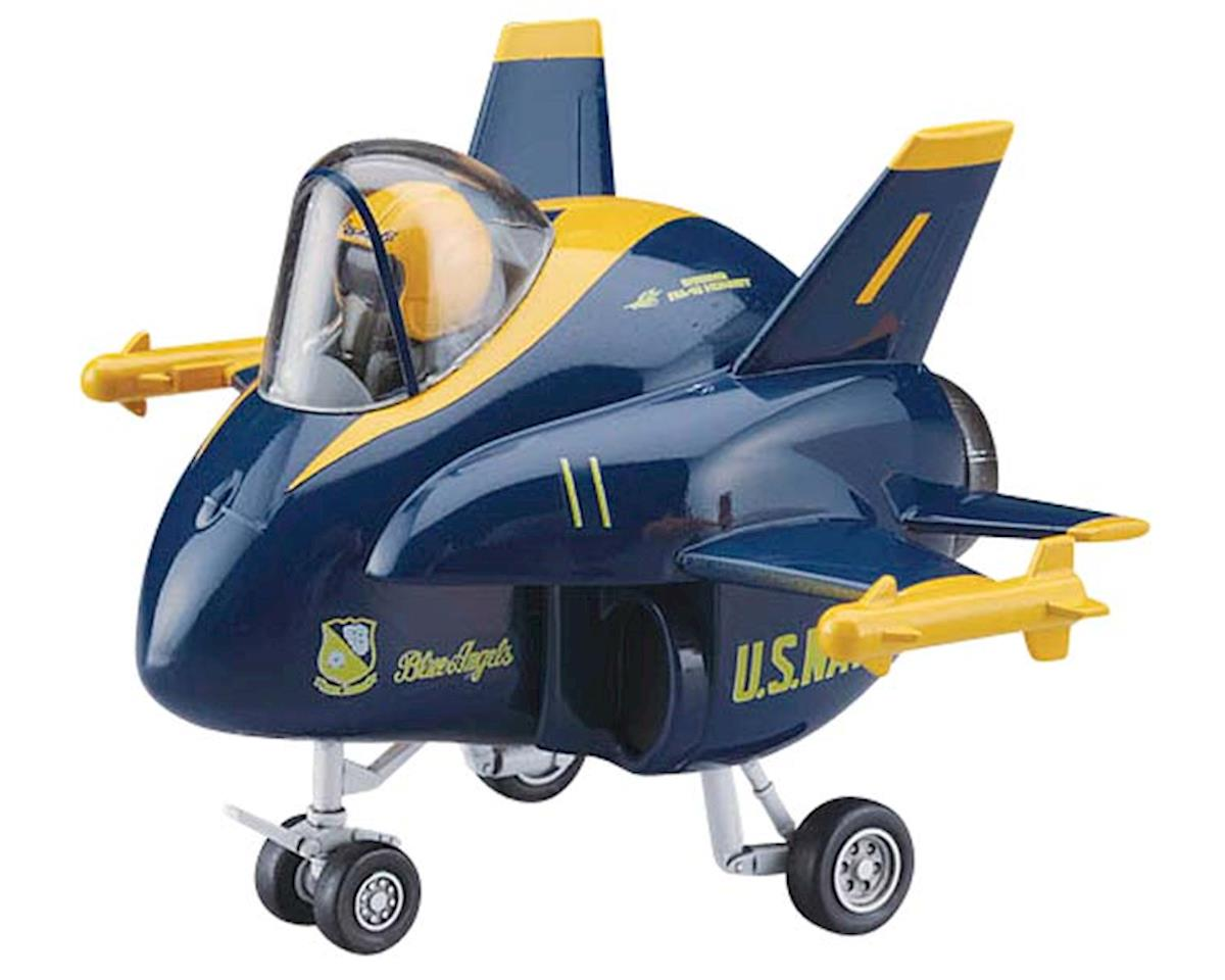 60125 Egg Plane F/A-18 Hornet Blue Angels by Hasegawa
