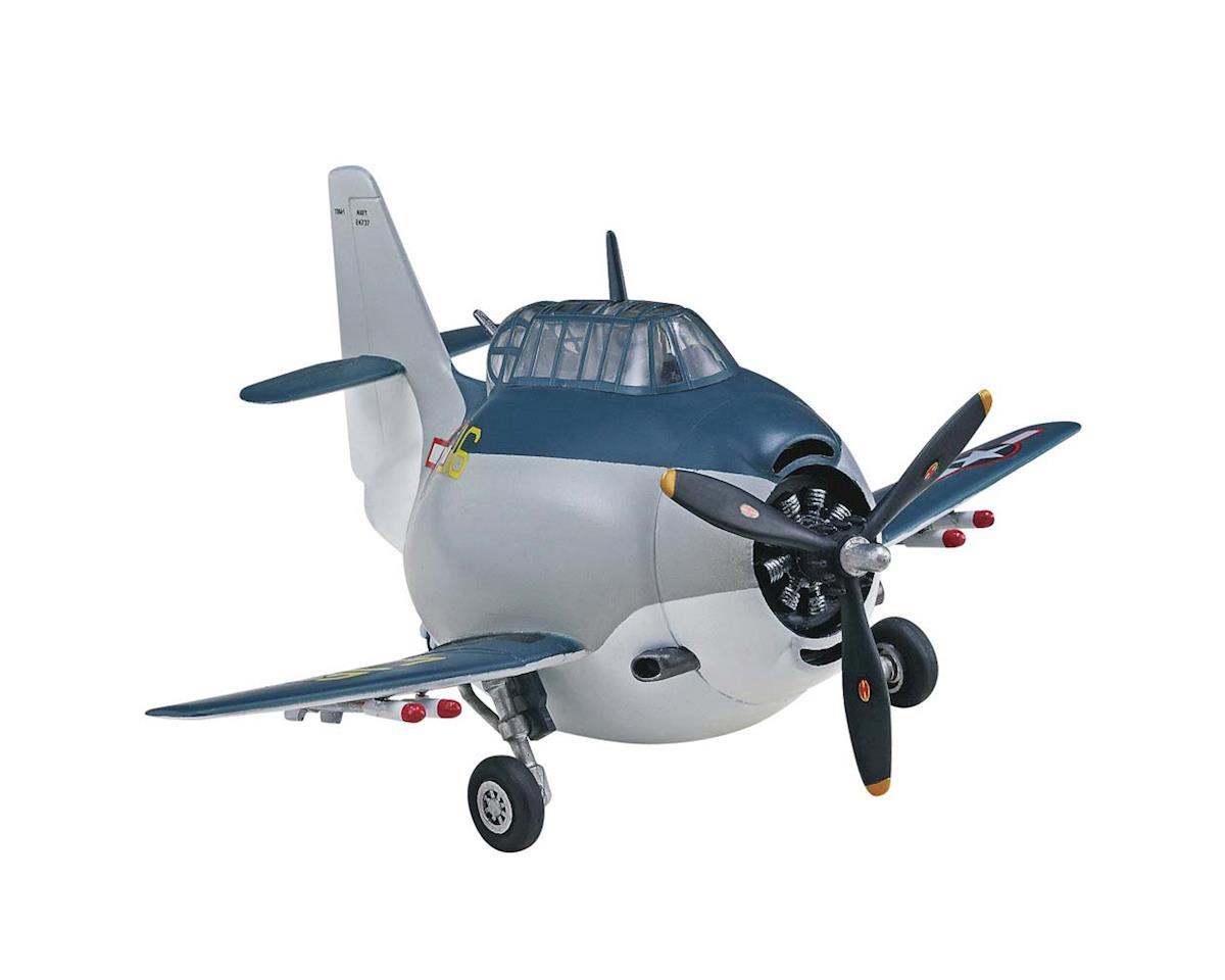 Hasegawa 60138 Eggplane TBF/TBM Avenger