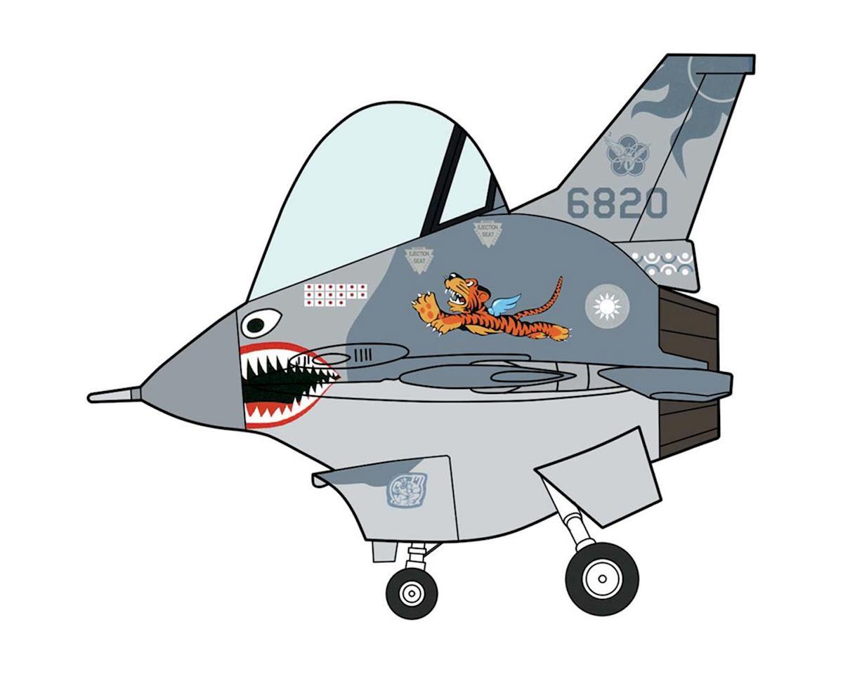 Hasegawa 60514 Eggplane F-16 FIghting Falacon Taiwan Air Force