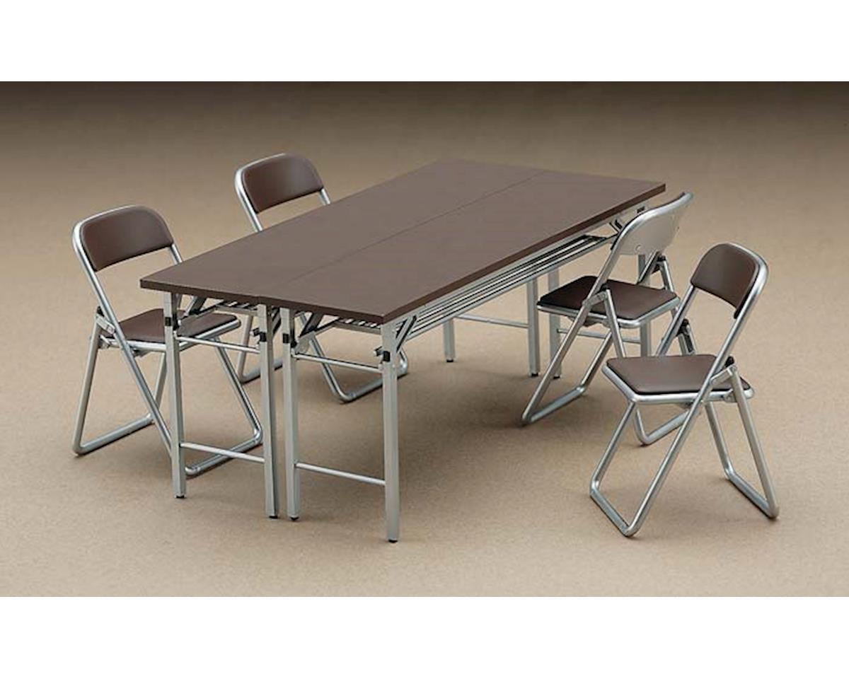 Hasegawa 62002 1/12 Meeting Desk & Chairs