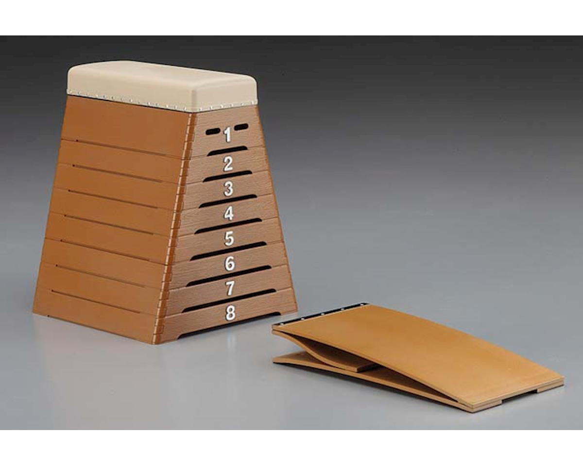 62006 1/12 School Vaulting Box by Hasegawa