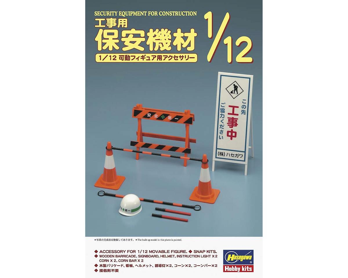 62008 1/12 Construction Equipment by Hasegawa