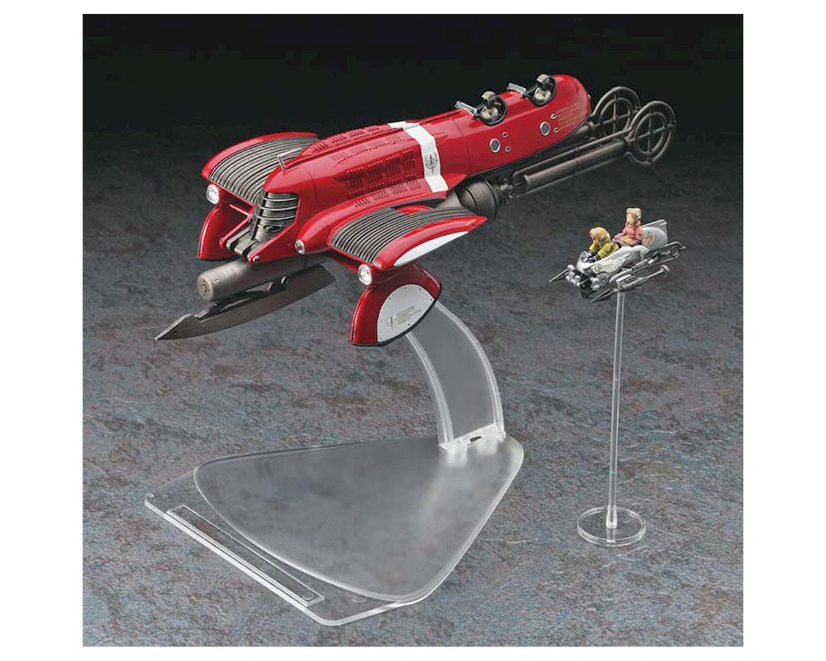64507 1/72 Last Exile Fam Siver Wing Vanship & Vespa by Hasegawa