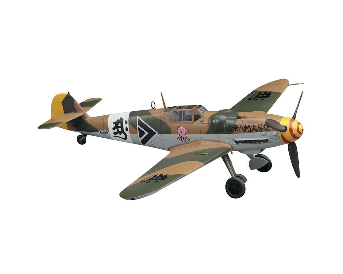 Hasegawa 64733 1/48 Shidenkai No Maki Messerschmitt BF109G-6