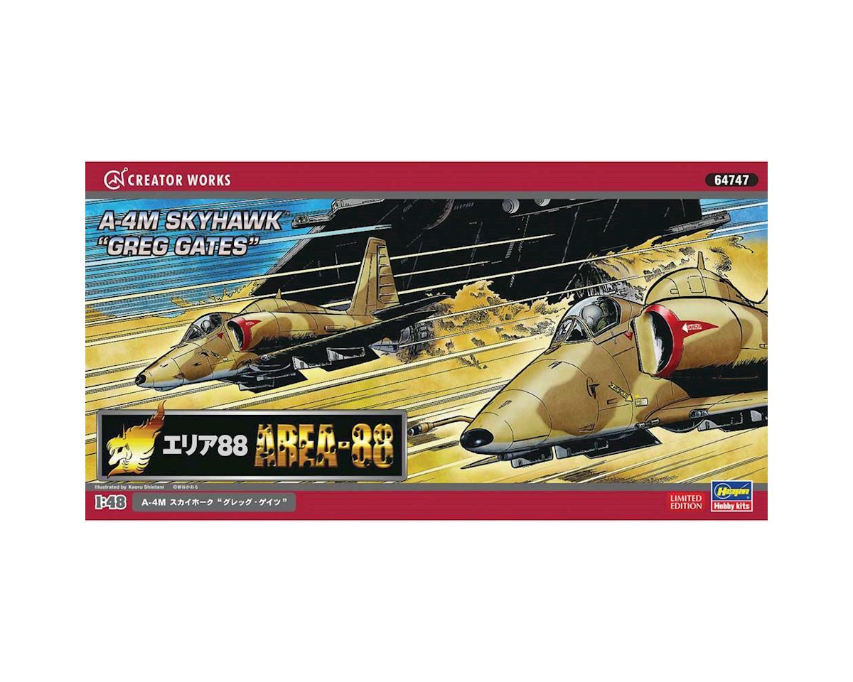 64747 1/48 Area-88 A-4M Skyhawk Greg Gates by Hasegawa