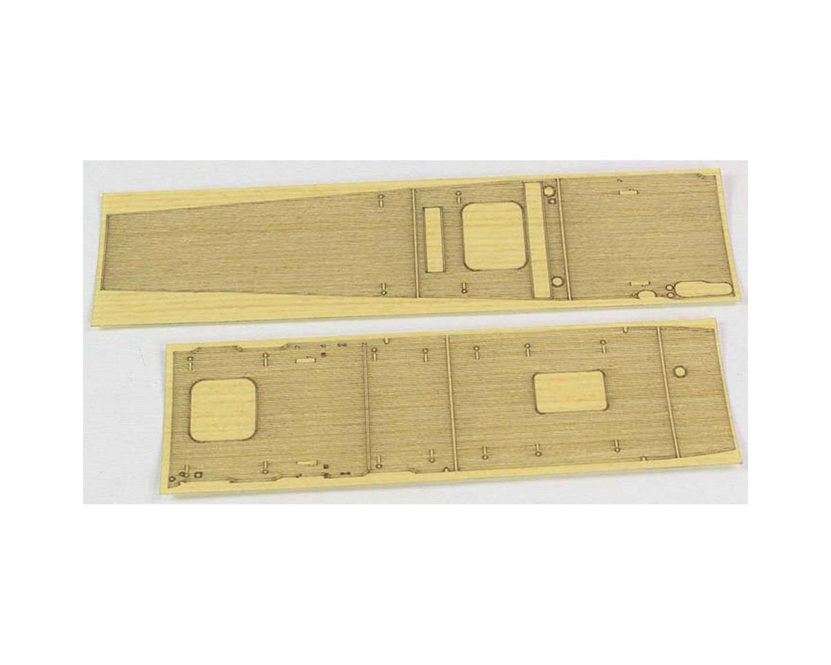 Hasegawa 72152 1/700 Wooden Deck Akagi Carrier
