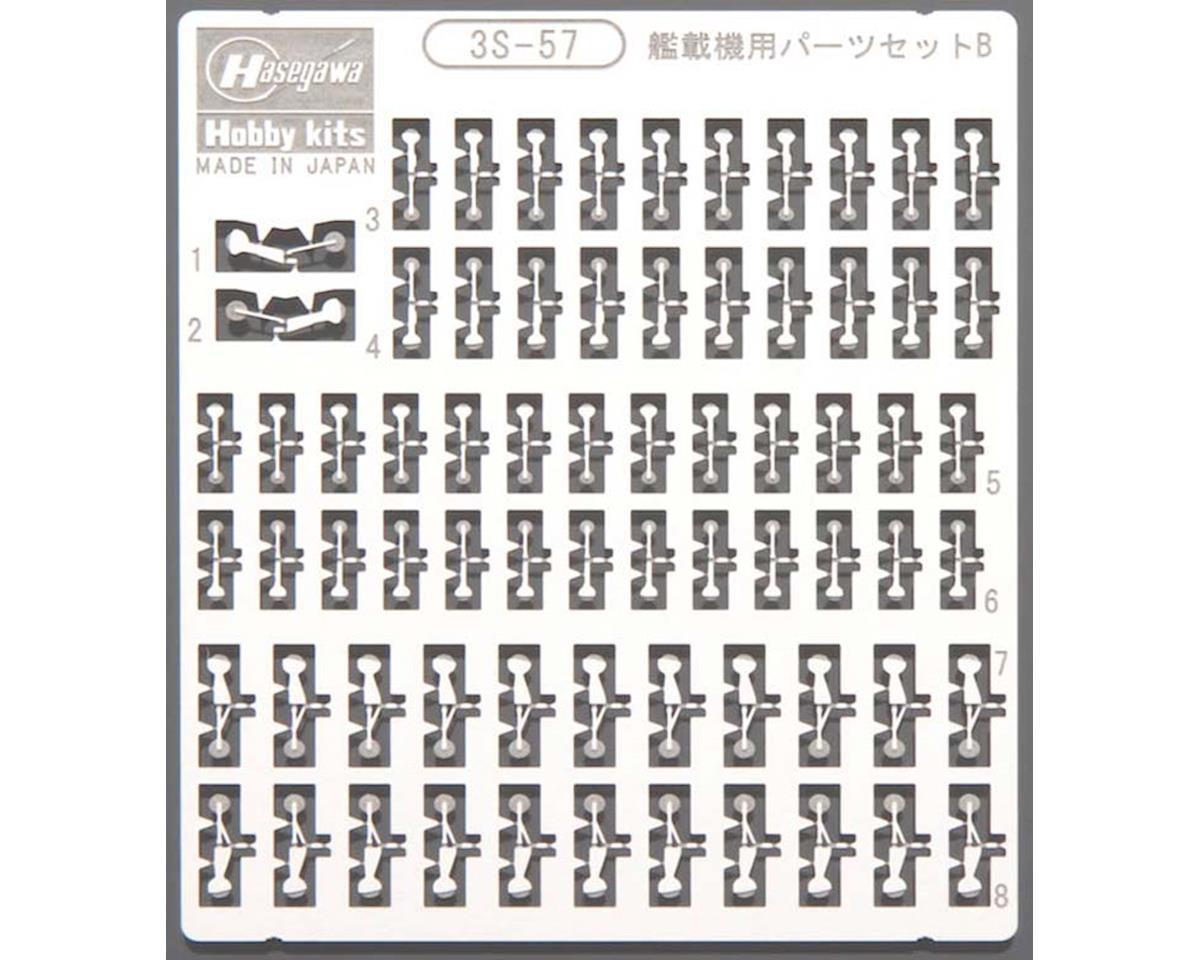 Hasegawa 72757 1/700 PE IJN Carrier Aircraft Landing Gear Set B