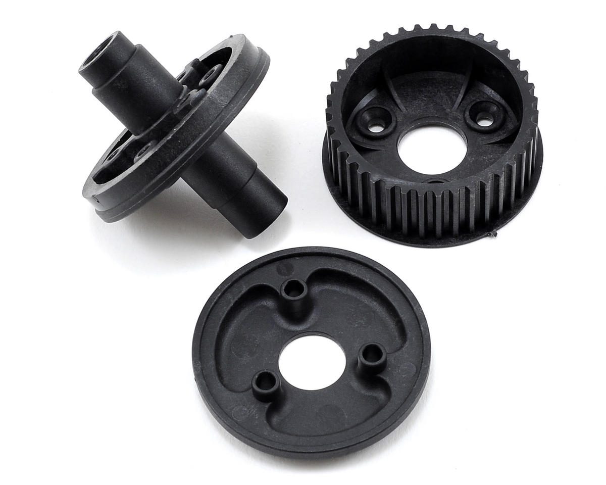 Hudy Composite Wheel Adapter, Pulley & Cover Set