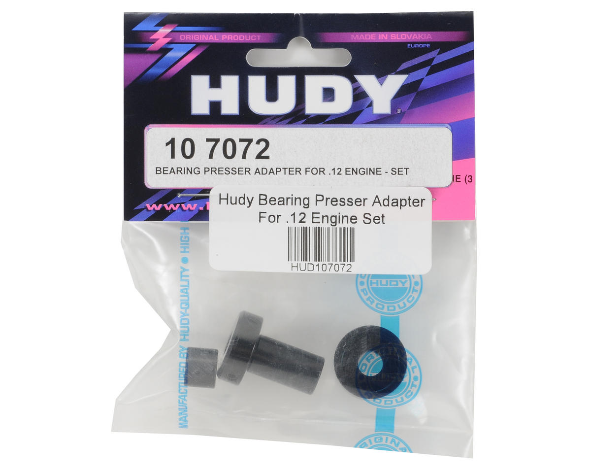 Image 2 for Hudy Bearing Presser Adapter Set (.12 Engine)