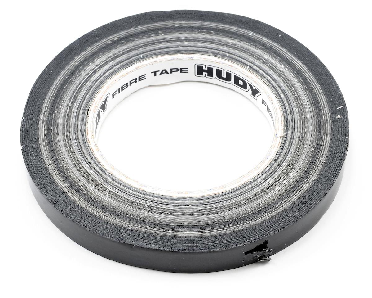 Hudy Fibre-Reinforced Tape (Black)