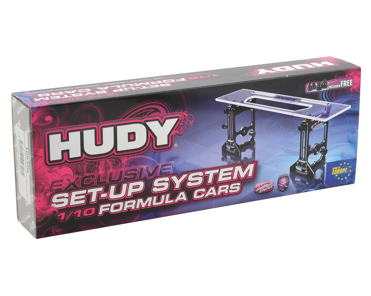 Hudy Universal Exclusive Set-Up System (1/10 Formula)