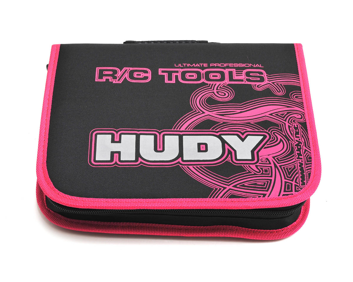 Hudy profiTOOLS Complete Tool Set w/Carrying Bag
