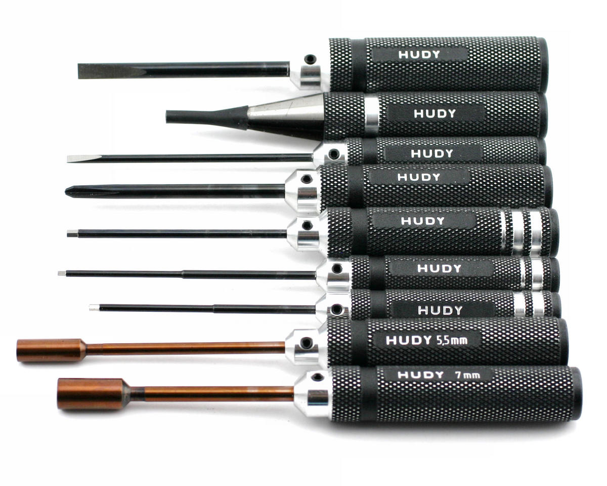 Hudy Basic Set - 9 pcs.