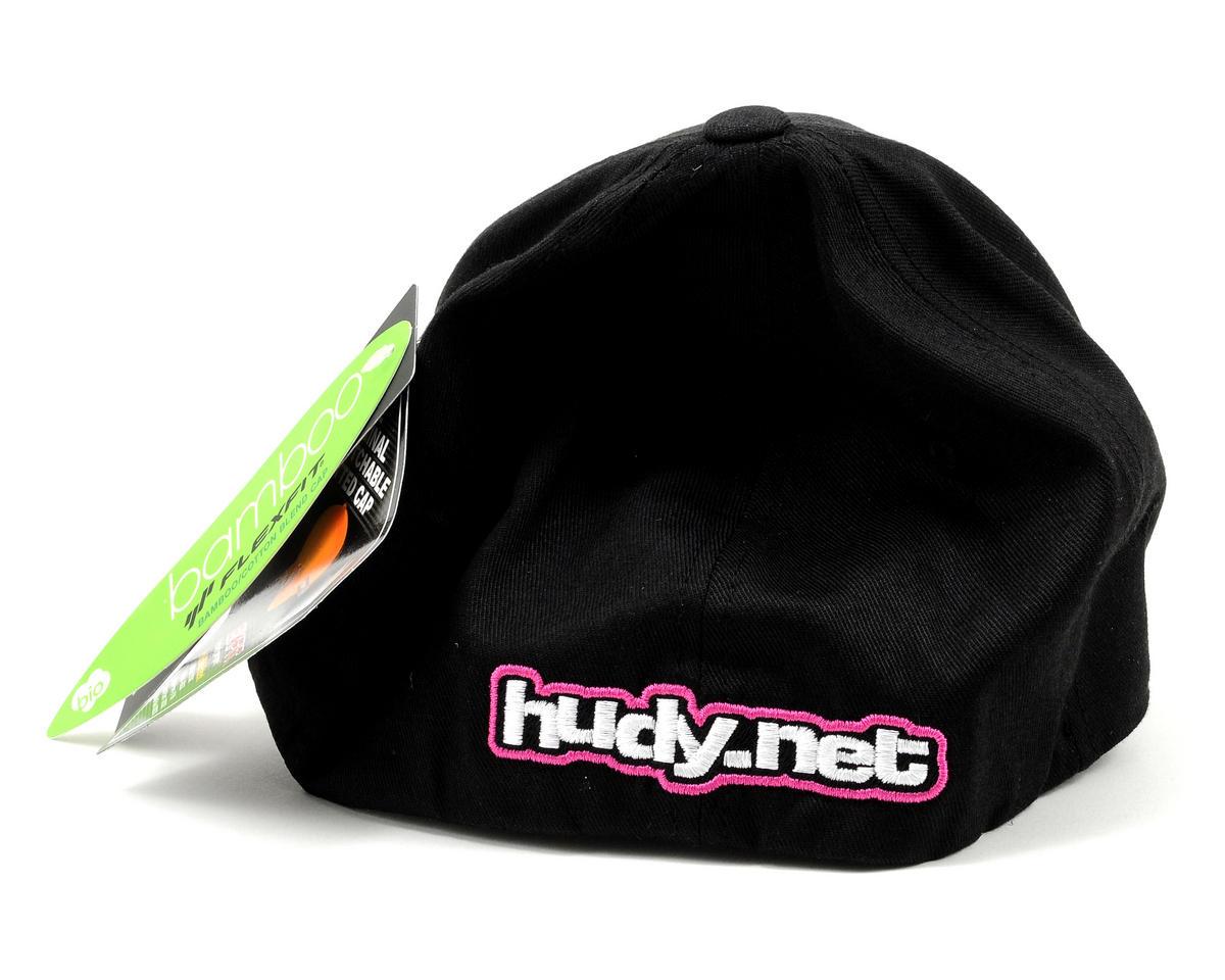 Hudy Flexfit Baseball Cap (Black) (S/M)