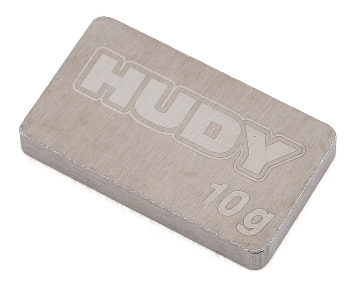 Hudy Pure Tungsten Weight (10g)
