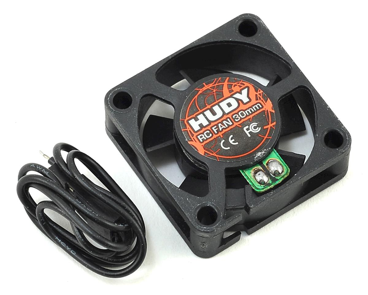 30mm Brushless Cooling Fan by Hudy (Team Associated RC10 B64D)