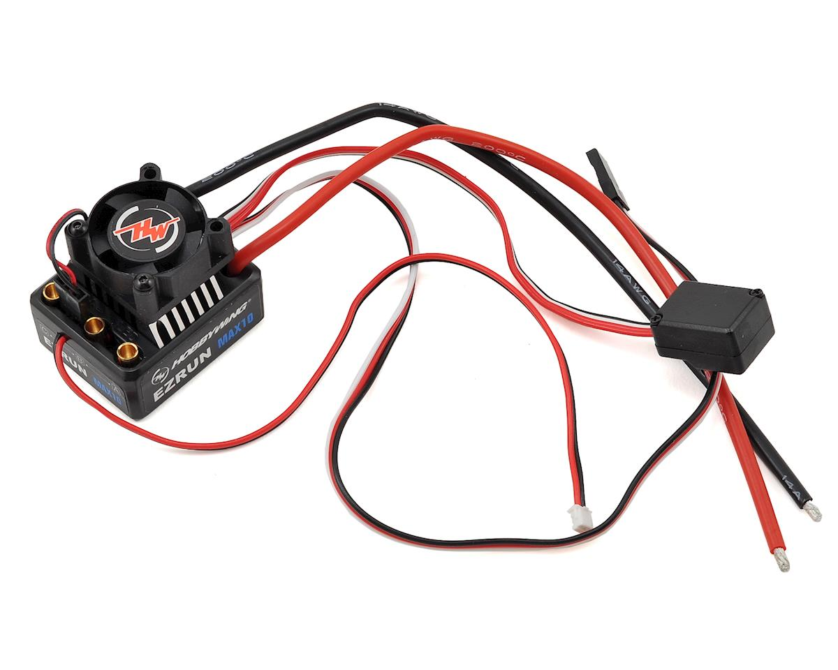 Hobbywing EZRun MAX10 Sensorless Brushless ESC | relatedproducts