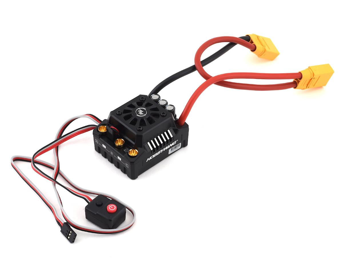 EZRun Max8 V3 Waterproof Brushless ESC w/Program Box by Hobbywing