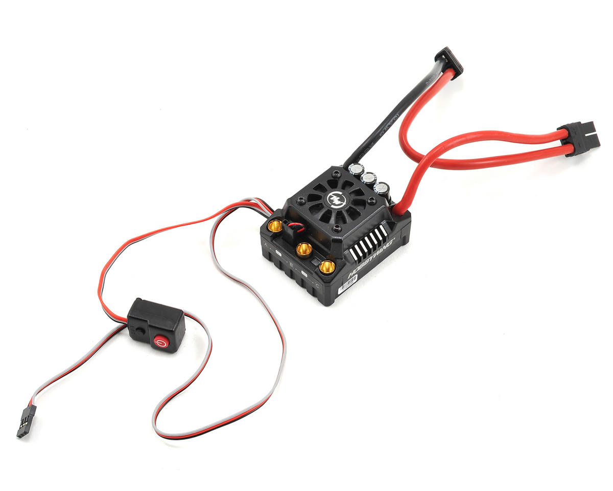 EZRun Max8 V3 Waterproof Brushless ESC w/Traxxas Plug by Hobbywing