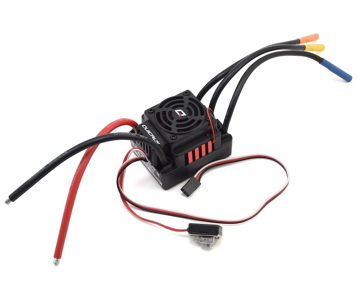 Hobbywing QuicRun Waterproof 8BL150 Brushless ESC