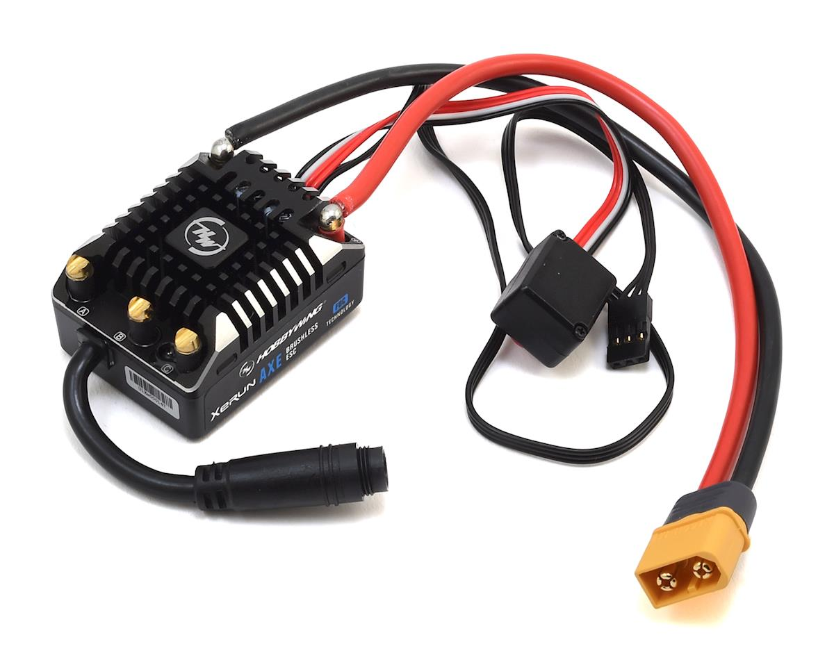 Hobbywing Xerun AXE FOC Waterproof Brushless ESC | relatedproducts
