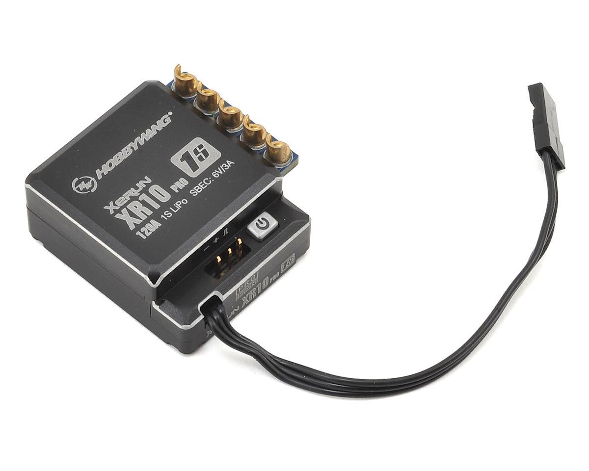 Hobbywing Xerun XR10 Pro 1S 1/12 Sensored Brushless ESC