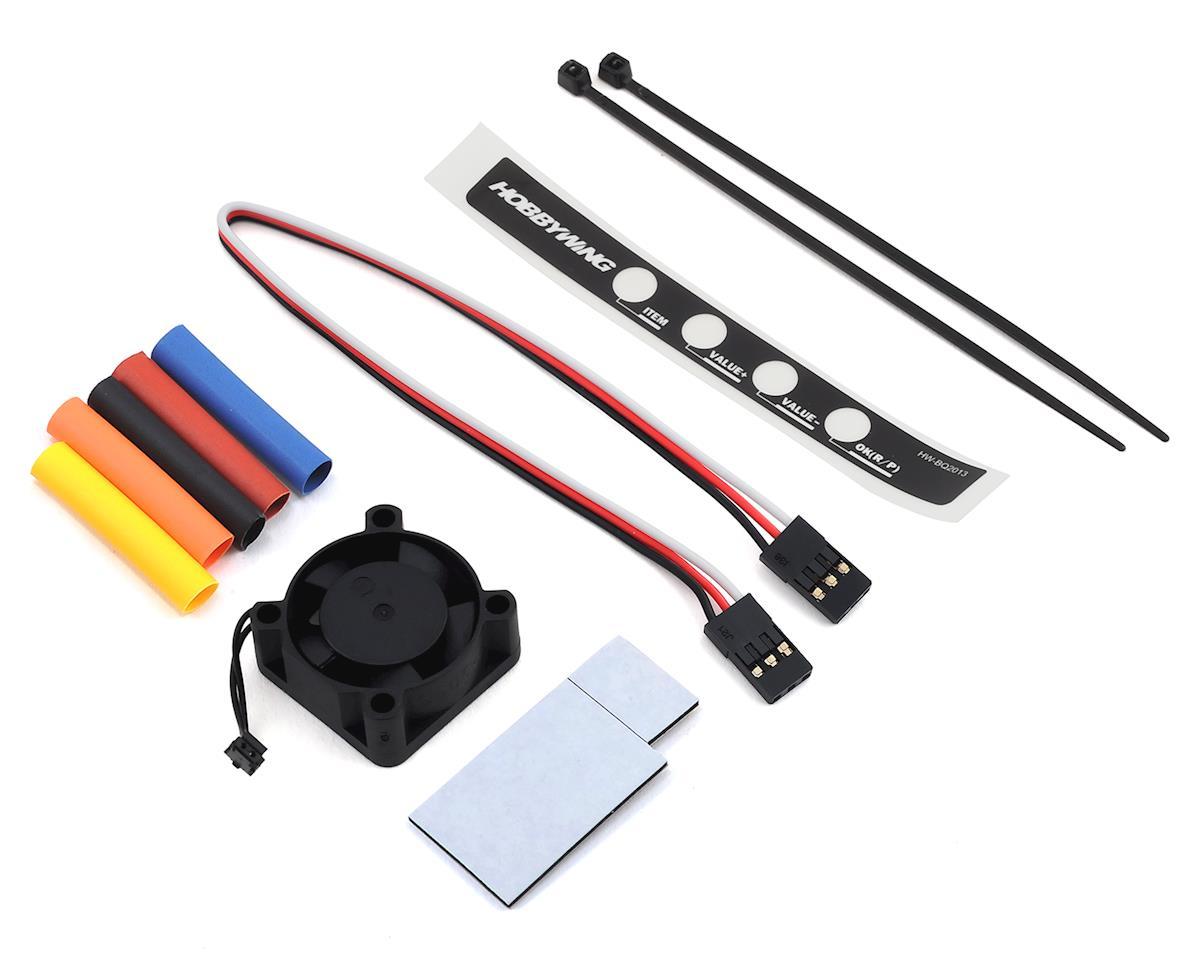 Hobbywing XERUN XR10 Pro G2 160Amp Brushless ESC Elite Edition