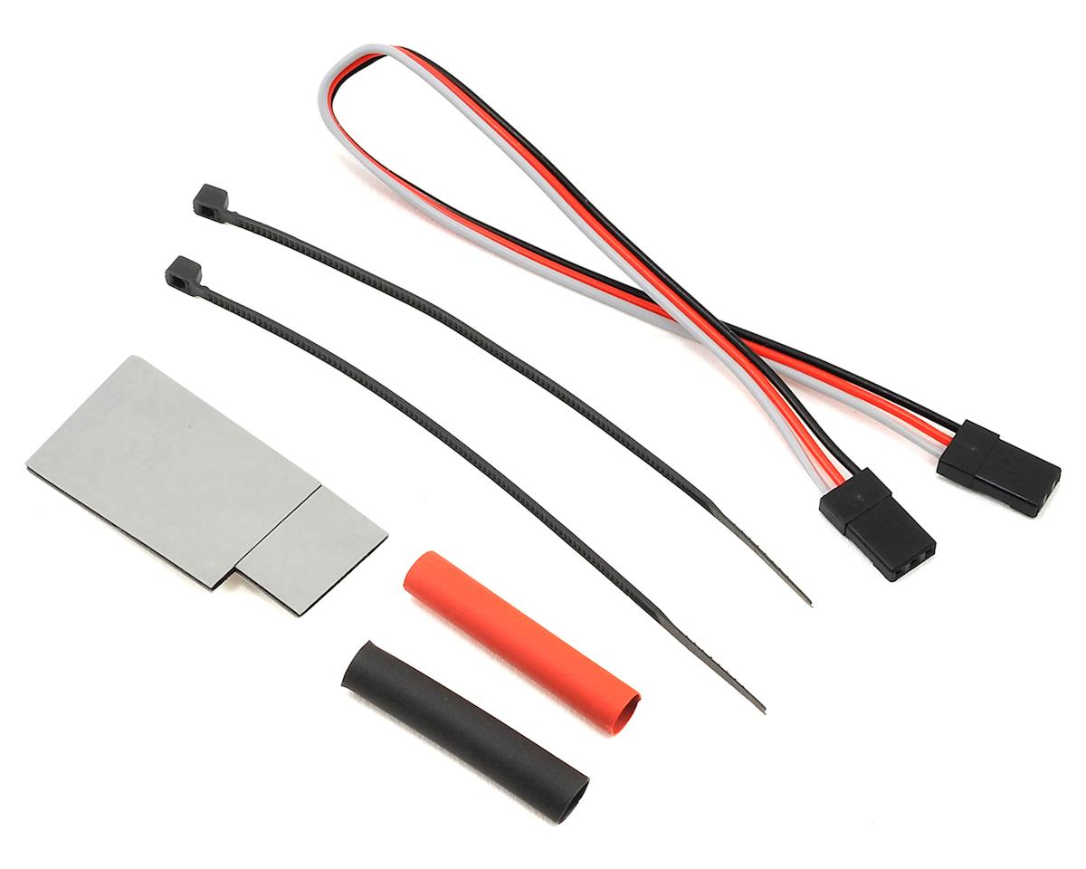 Hobbywing QuicRun Waterproof 1080 Brushed Crawling ESC (2-3S)
