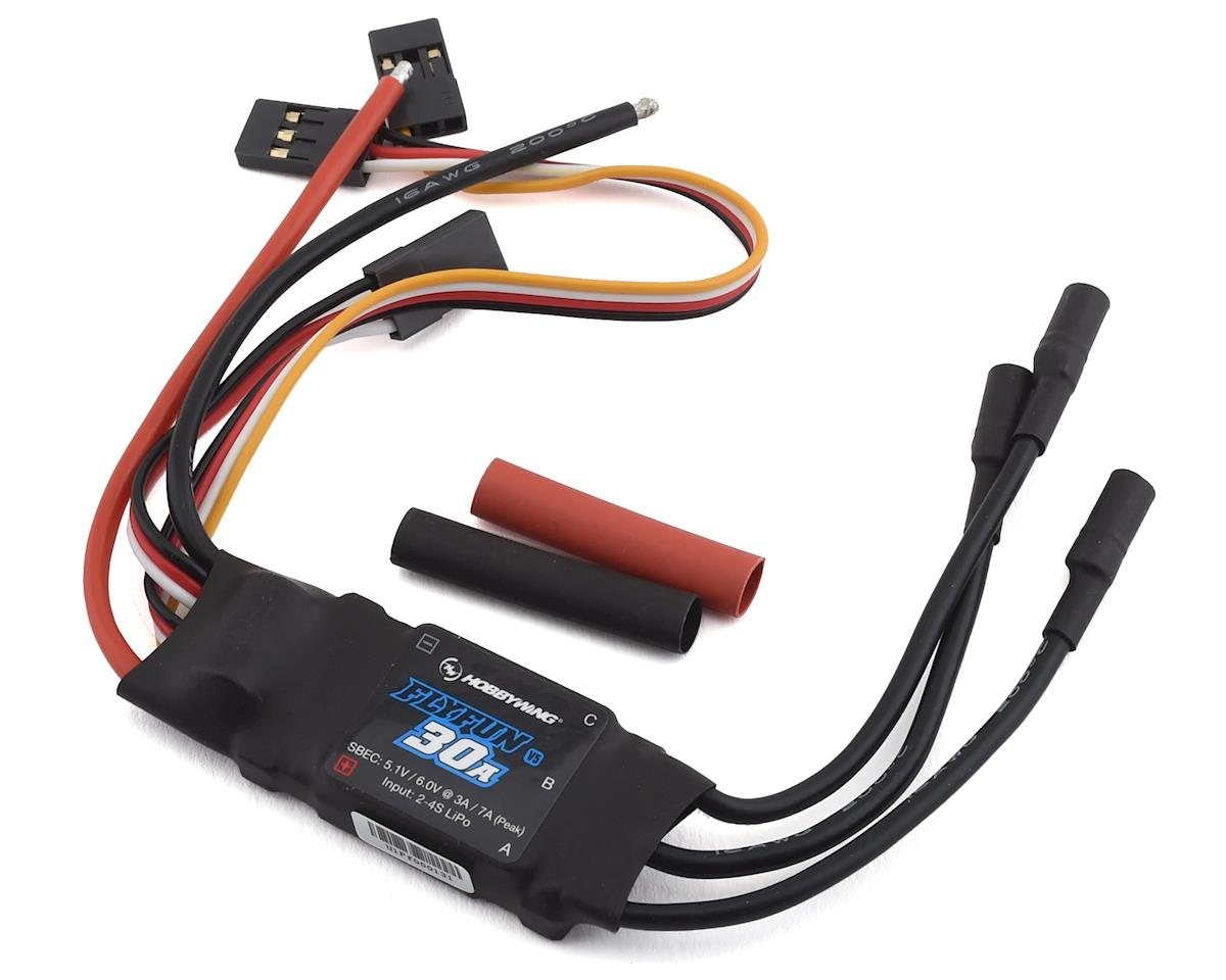 Hobbywing Flyfun 30A V5 Brushless ESC | relatedproducts