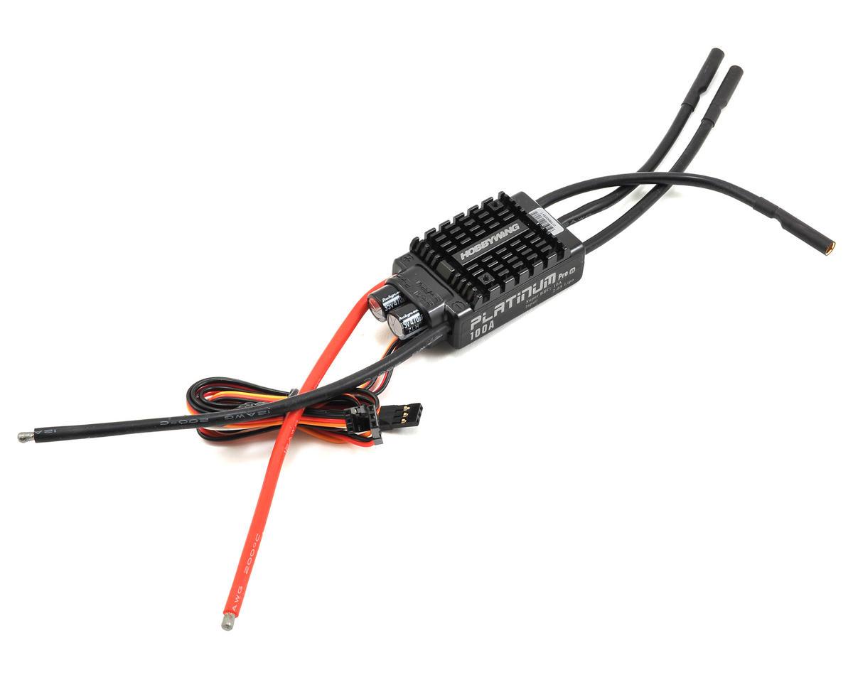Hobbywing Platinum V3 100A 100 Amp ESC