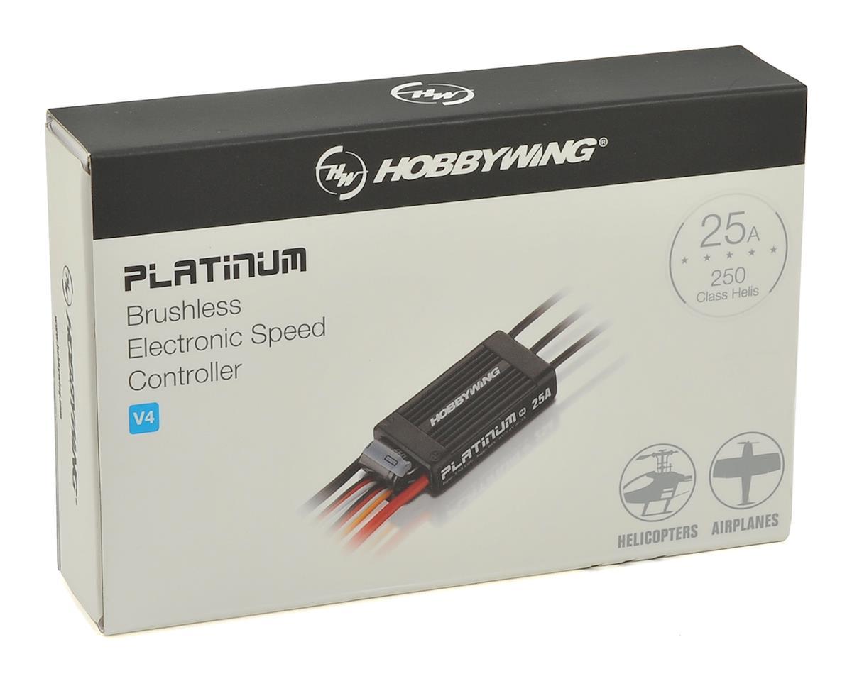 Image 3 for Hobbywing Platinum Pro 25A V4 ESC