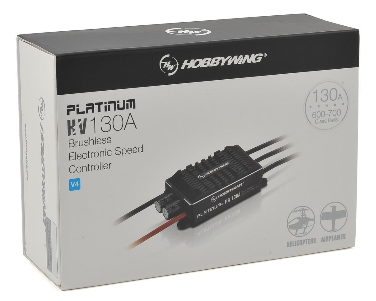 Hobbywing Platinum Pro 130A HV V4 130 Amp ESC