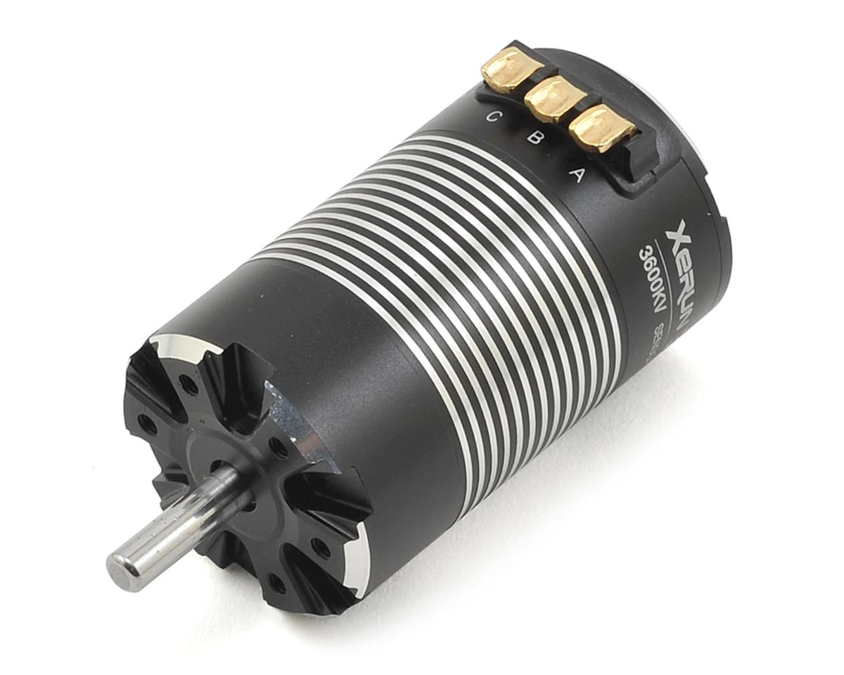 XERUN SCT 3660SD G2 Sensored Brushless Motor (3600kV) by Hobbywing