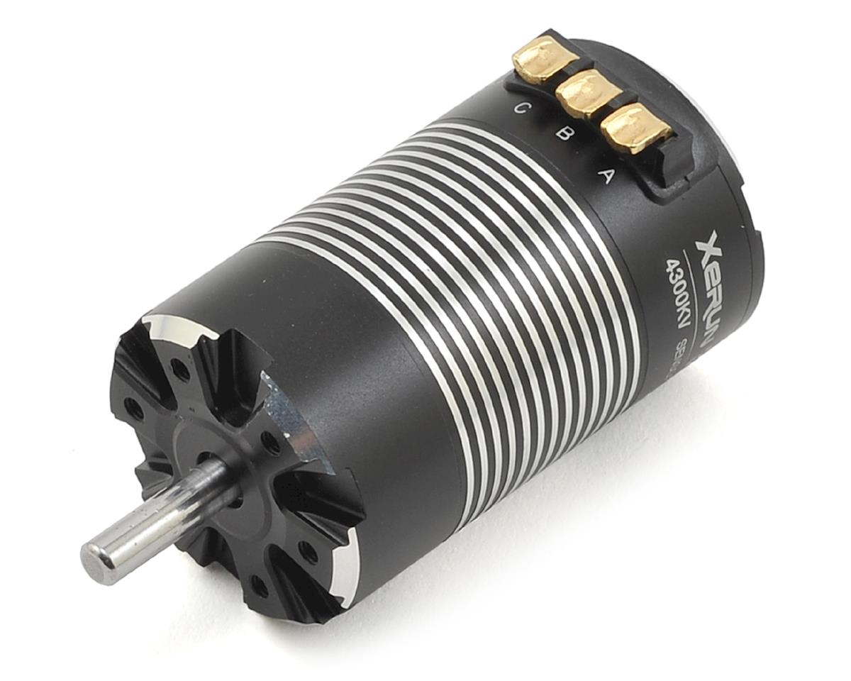 XERUN SCT 3660SD G2 Sensored Brushless Motor (4300kV) by Hobbywing