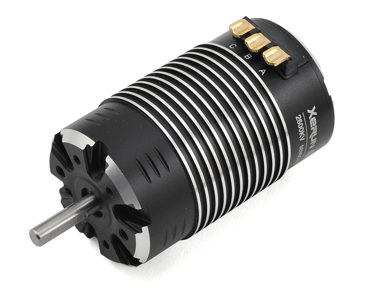 Xerun 4268SD G2 Sensored Brushless Motor (2600kV) by Hobbywing