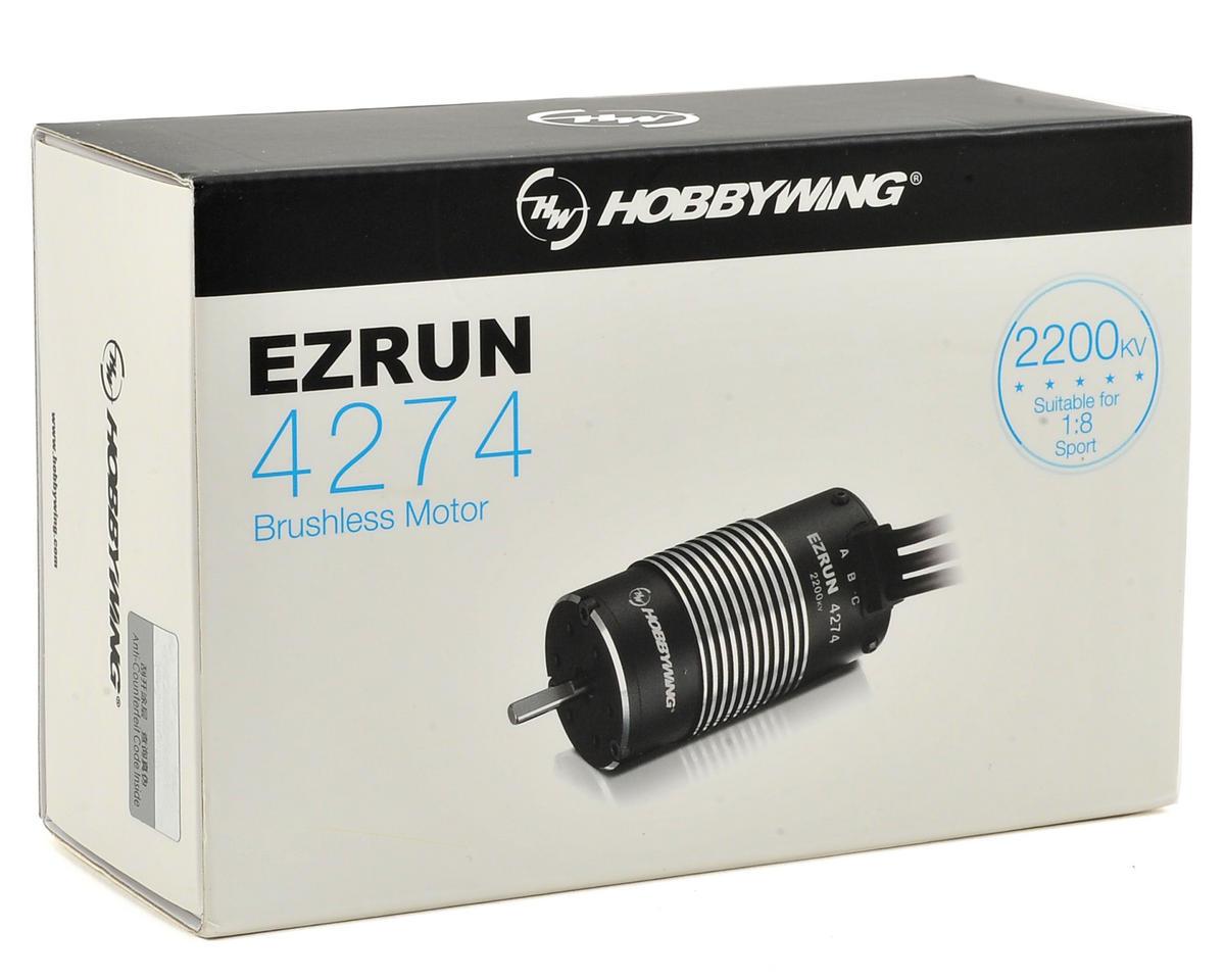 Hobbywing EZRun 4274 Sensorless Brushless Motor (2200kV)