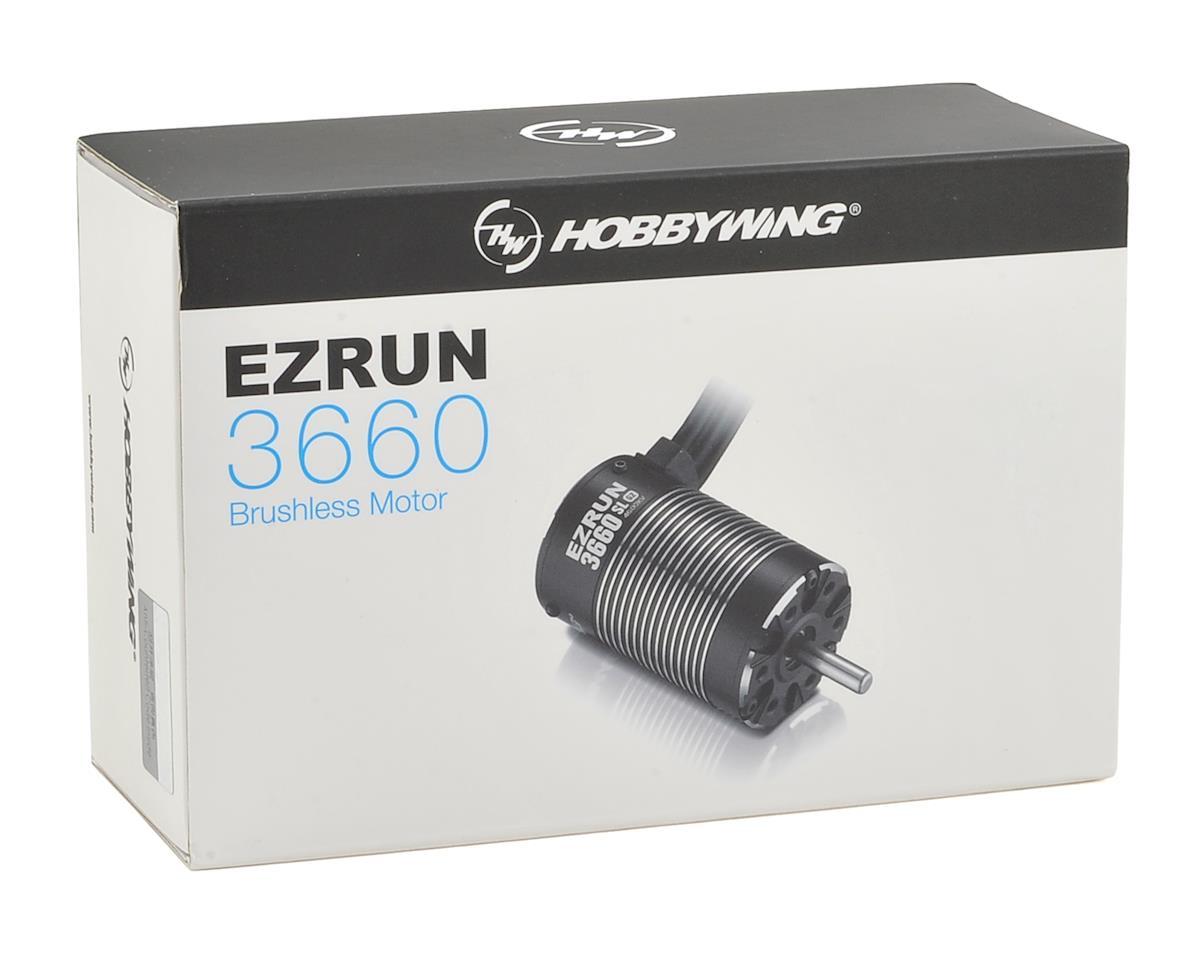 Hobbywing EZRUN 3660 G2 4-Pole Sensorless Brushless Motor (4000kV)
