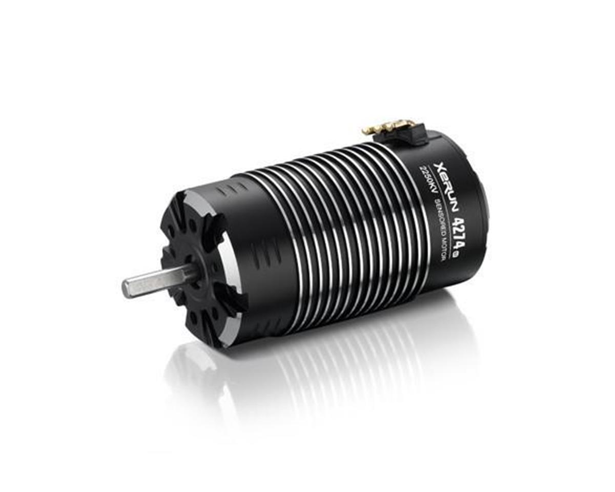 Xerun 4274SD G2 Sensored Brushless Motor (2250kV) by Hobbywing