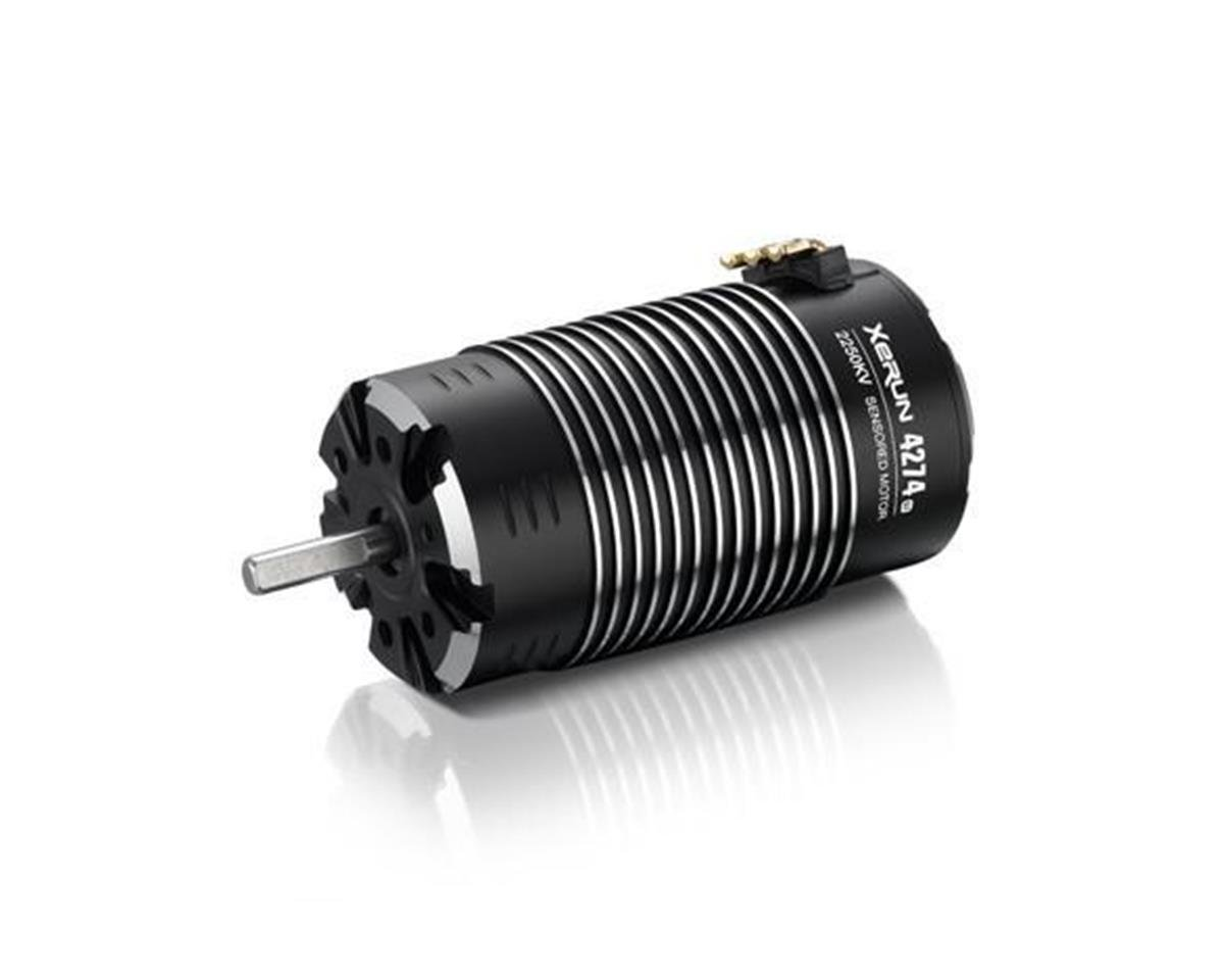 Hobbywing Xerun 4274SD G2 Sensored Brushless Motor (2250kV)