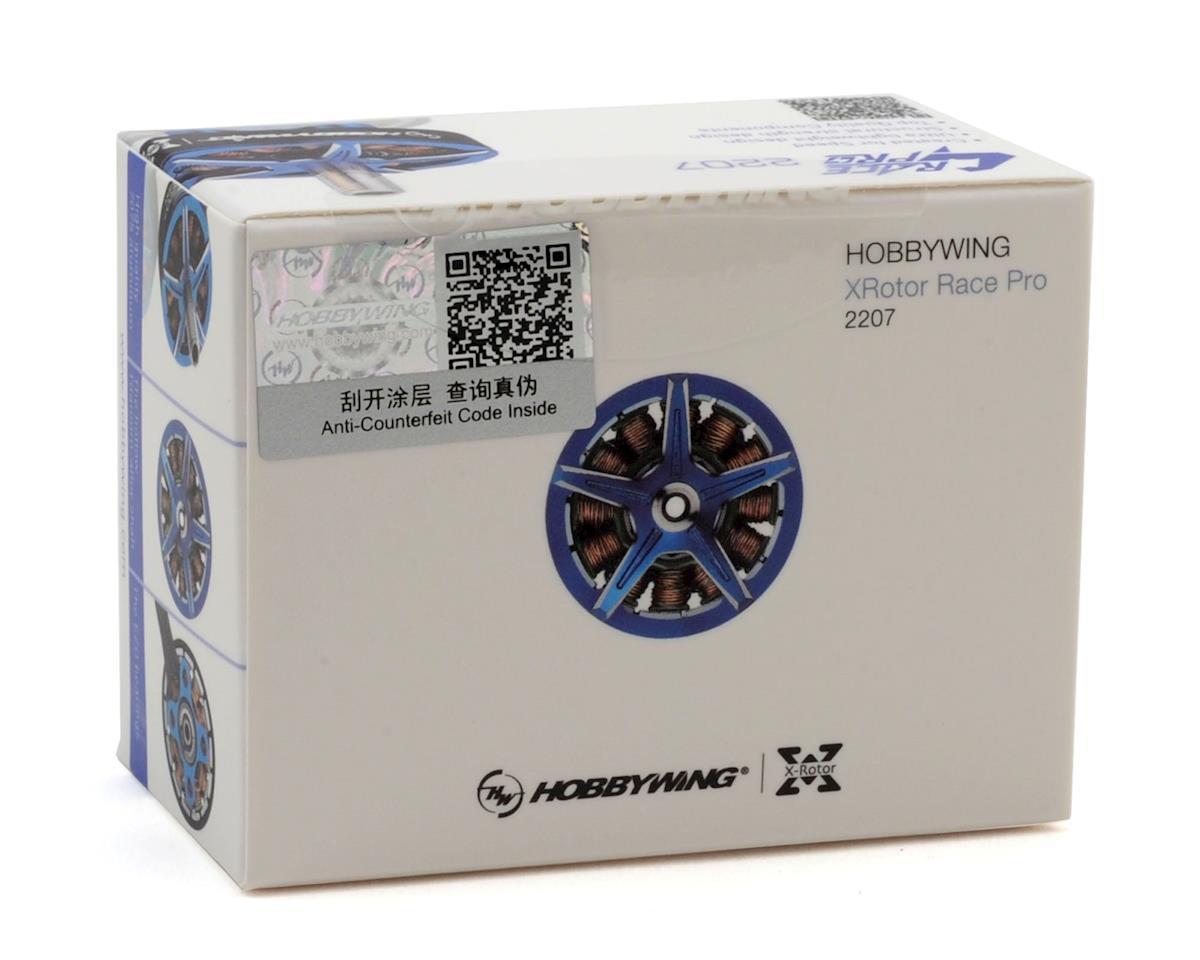 Hobbywing XRotor 2207 Race Pro FPV Drone Racing Motor (Green) (2450Kv)