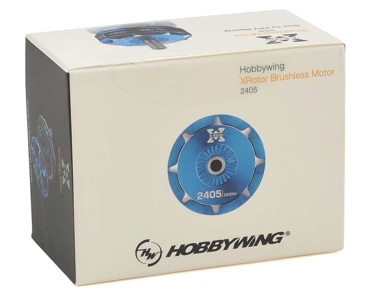 Hobbywing XRotor 2405 FPV Racing Motor (2250Kv)